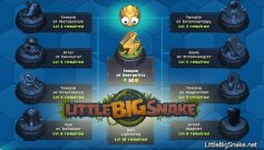 Little Big Snake Evolution