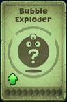 Bubble Exploder